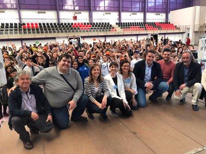 Casi 60 centros de Almería, Granada, Málaga y Jaén acuden al VII Encuentro de Mediación Escolar