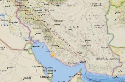 Registrado un terremoto de magnitud 5,9 en el suroeste de Irán