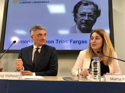 "Pascal (PDeCAT) ve crucial que ""la causa catalana tenga amigos por el mundo"""