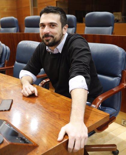 Espinar irá en el tercer lugar de la lista de Errejón, en la que el candidato tendrá el 60% de los puestos