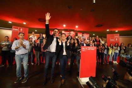 """Sánchez defiende que """"será un Gobierno socialista"""" el que concluya el proyecto de la A-32"""