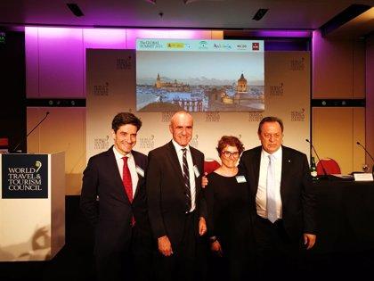 Sevilla acogerá en 2019 una cumbre mundial del World Travel & Tourism Council