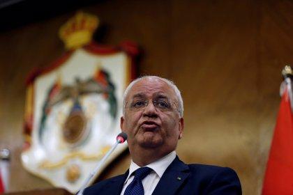 """Erekat asegura el traslado de la Embajada de EEUU a Jerusalén """"destruye"""" la solución de dos estados"""
