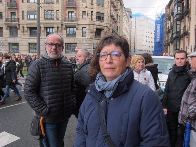 Loli García, Secretaria General De CC.OO. Euskadi