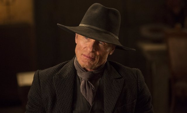 Ed Harris en Westworld