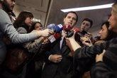 Foto: Rivera confirma que ha ofrecido a Manuel Valls encabezar la lista de Ciudadanos para el Ayuntamiento de Barcelona