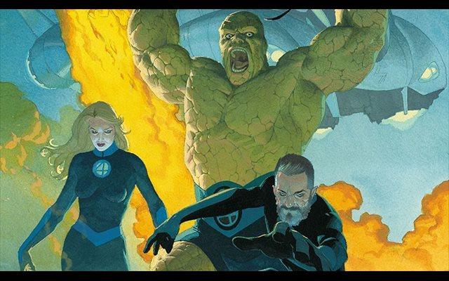 Marvel lanza el tráiler del retorno de Los Cuatro Fantásticos