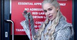 VÍDEO: Emilia Clarke revela los secretos del final de Juego de tronos... por una buena causa (YOUTUBE: OMAZE)