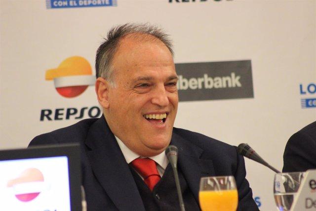 Javier Tebas (Presidente LaLiga)