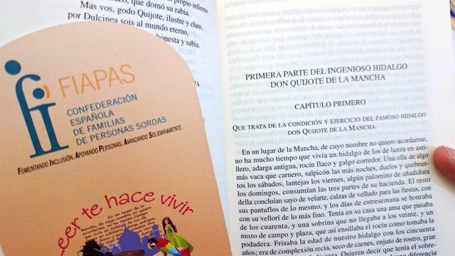 FIAPAS LIBRO EL QUIJOTE