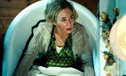 """Emily Blunt protagoniza Un lugar tranquilo: """"De niña todo me daba miedo"""" (PARAMOUNT PICTURES)"""