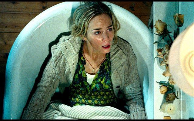 Emily Blunt protagoniza Un lugar tranquilo: 'De niña todo me daba miedo'