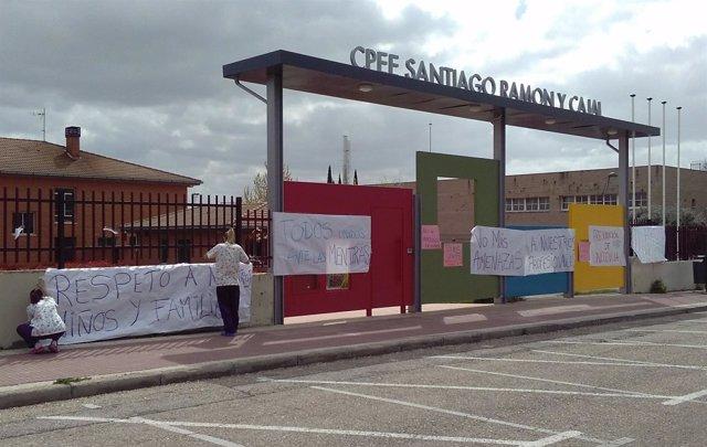 CPEE Santiago Ramón y Cajal de Getafe