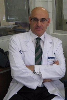 El doctor José Ignacio López, profesor de la Universidad del País Vasco