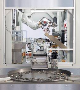 Robot de desmontaje de Apple