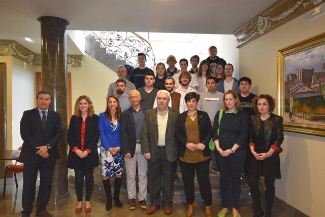 Presentación de proyectos del Cluster Functional Print en Pamplona.