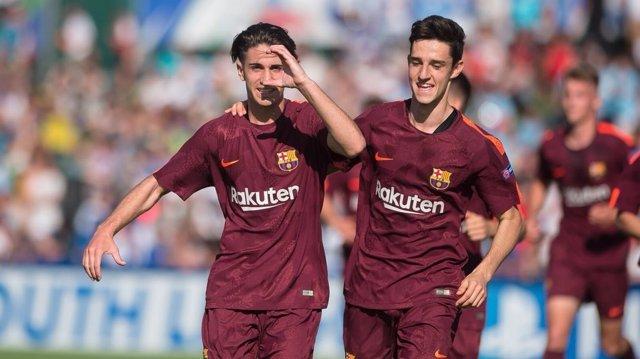 Barcelona juvenil Youth League