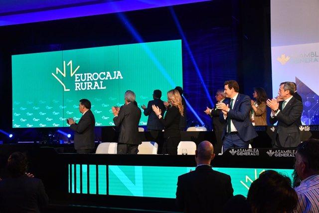 Asamblea de Caja Rural con nueva imagen, Eurocaja Rural