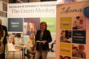 The Green Monkey muestra en EXPOFRANQUICIA 2018 que la tecnología y el aprendizaje pueden ir de la mano