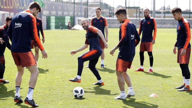 Valverde convoca a toda la plantilla en busca de la cuarta Copa seguida