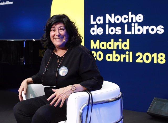 Foto Noticia Y Fotos: La Comunidad De Madrid Celebra La Literatura Con Una Nueva