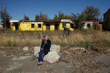 Naciones Unidas sólo ha recibido un 3 por ciento de los fondos humanitarios para el este de Ucrania
