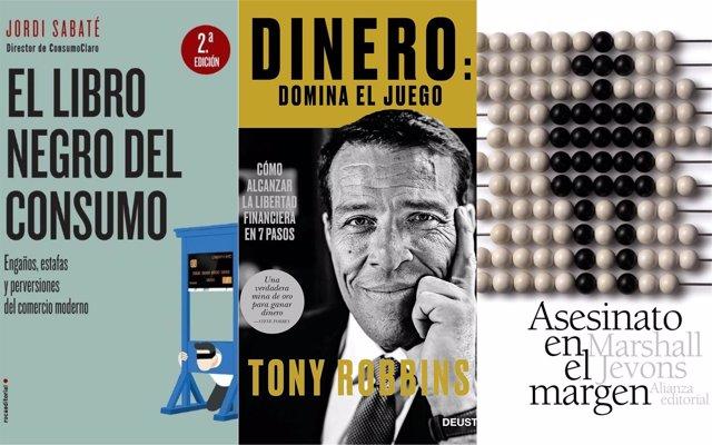 Libros sobre Economía y Finanzas para regalar este Día del Libro