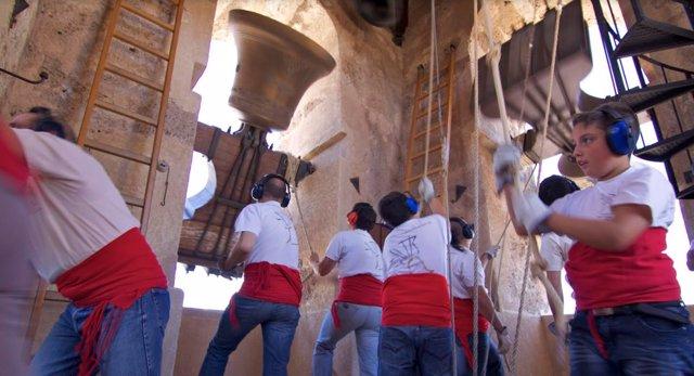 Campaneros y Carillonistas harán sonar más de 1000 campanarios de Europa