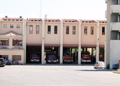 Tres atendidos por intoxicación de humo tras el incendio de una vivienda en Úbeda (Jaén)