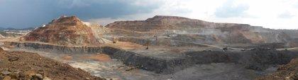 La mina de Riotinto procesa 8,7 millones de toneladas de mineral y produce 37.164 de cobre