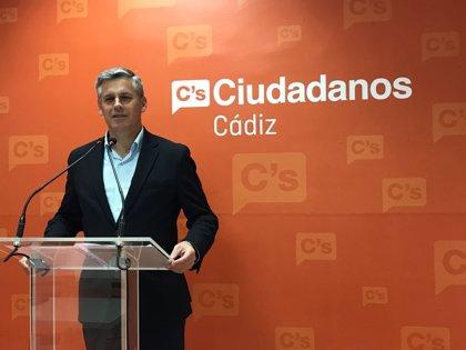 """Cs pregunta al Gobierno por qué San Fernando (Cádiz) aparece sancionada por la Ley de Costas """"sin ser firme la multa"""""""