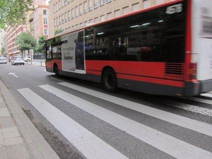 Decretados los servicios mínimos en el autobús urbano de Zaragoza, de un 50% para los sábados y un 36% los domingos