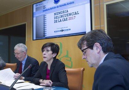 """Gobierno vasco pide una """"reflexión crítica"""" a ETA y destaca la labor de la Ertzaintza en la lucha contra el terrorismo"""