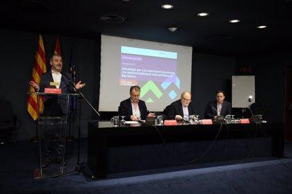 La metrópolis de Barcelona impulsa una estrategia por la reactivación económica y la reindustrialización