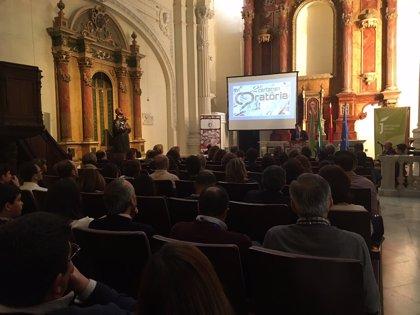 La Diputación de Jaén participa en la inauguración de un certamen para promover la oratoria en los colegios