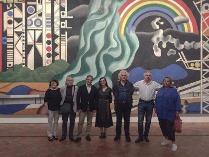 C-LM y Museo de Bellas Artes belga preparan una muestra del artista Yves Zurstrassen