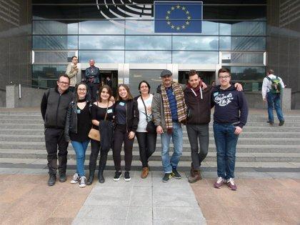 Peña del Moro abre camino en Bruselas para combatir la despoblación en el mundo rural
