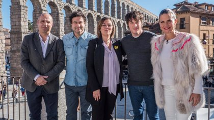 Masterchef estrena este domingo desde Segovia y con productos Tierra de Sabor