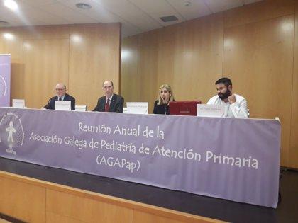 El déficit de pediatras en centros de salud en Galicia alcanza el 13%, según la asociación gallega de la especialidad