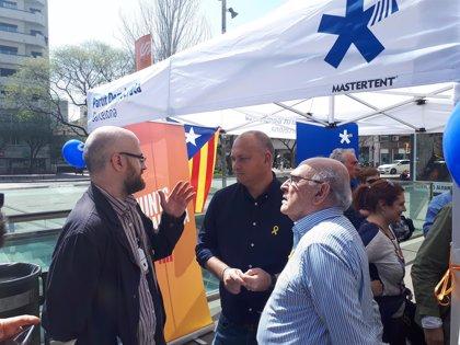 "Agustí (PDeCAT) apela a Bosch a formar una ""lista soberanista"" para enfrentarse a Valls"