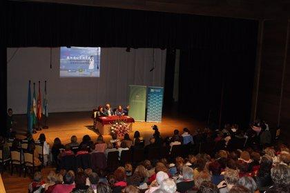 Las nuevas tecnologías y el sexismo lingüístico marcan el XVII Encuentro Provincial de Asociaciones de Mujeres en Huelva