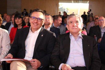 """Diego Conesa: """"Las infraestructuras de la Región se tienen que plantear pensando primero en las personas"""""""