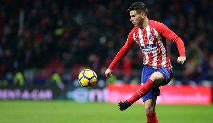 Lucas Hernández regresa a la convocatoria del Atlético de Madrid ante el Betis