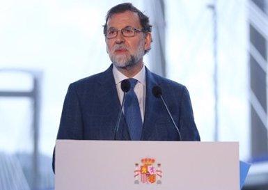"""Rajoy assegura que el Govern està fent """"tot el possible"""" per recuperar la """"normalitat i sensatesa"""" a Catalunya (REMITIDA)"""
