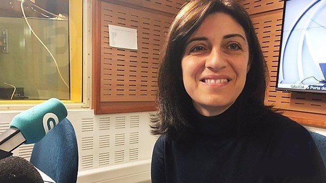 Conselleira do Medio Rural, Ángeles Vázquez