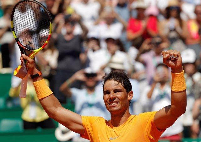 Nadal arrasa a Dimitrov y buscará su undécimo título en Montecarlo