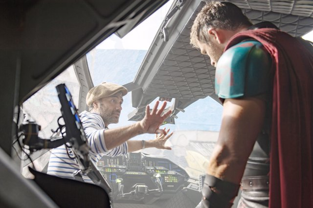 THOR: RAGNAROK,  Taika Waititi, Chris Hemsworth