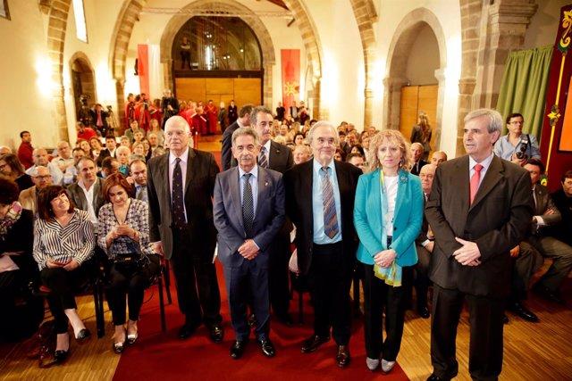 Borrel y Gutiérrez Aragón reciben Premios Beato