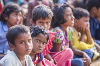 El Govern indi aprova la pena de mort per a violadors de nens menors de 12 anys ( UNICEF/UN062002/VISHWANATHAN /  UNICEF/UN062002)