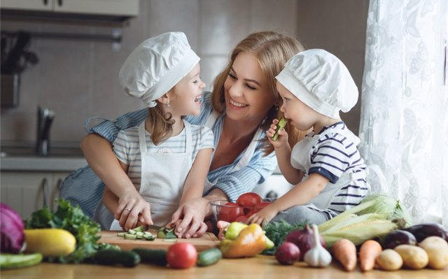 Recetas libres de gluten para hogares con niños celiacos